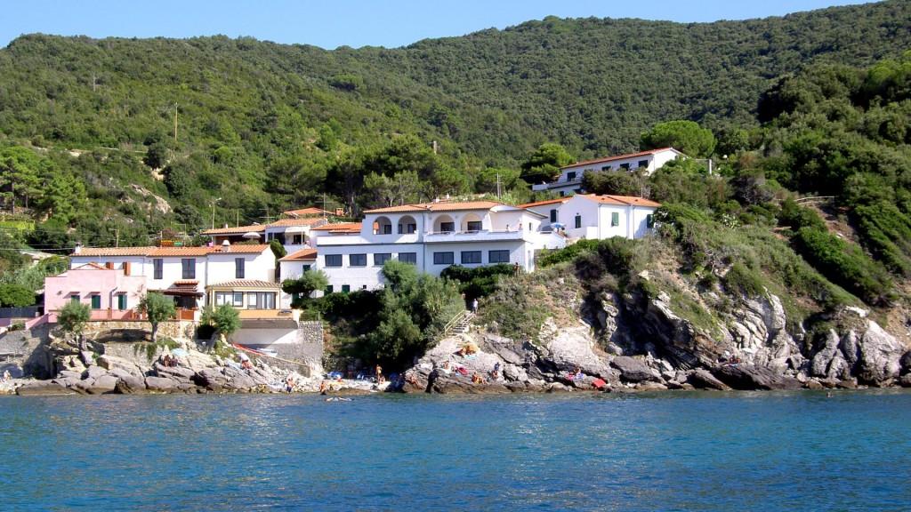 Das Hotel | Hotel Scoglio Bianco Isola d\'Elba
